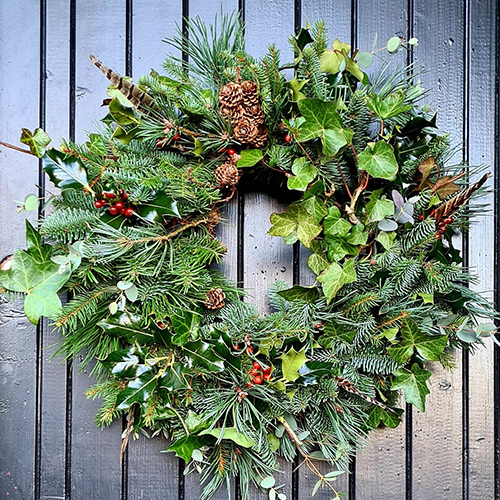Hand-Made-Foraged-Wreaths